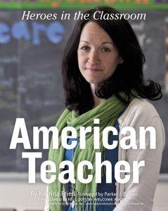 american teacher classroom